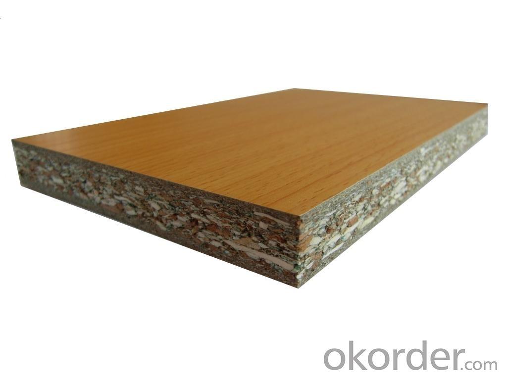 Melamine Chipboard Melamine Particle Board for Furniture Making