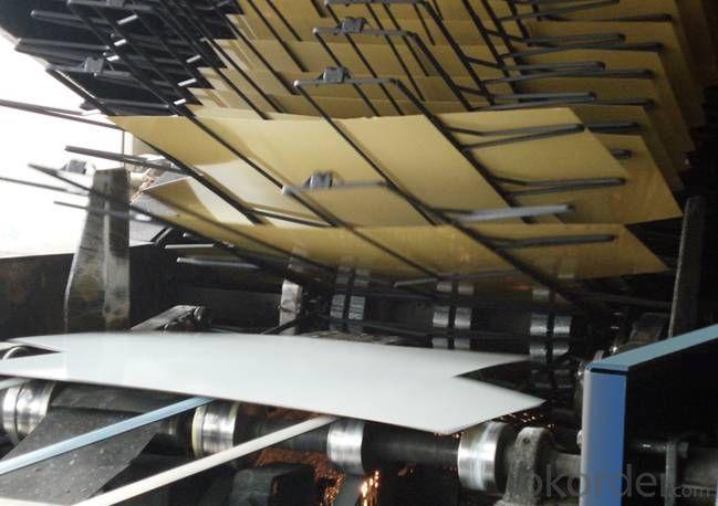 Printing and Coating Tinplate for Metal Printing