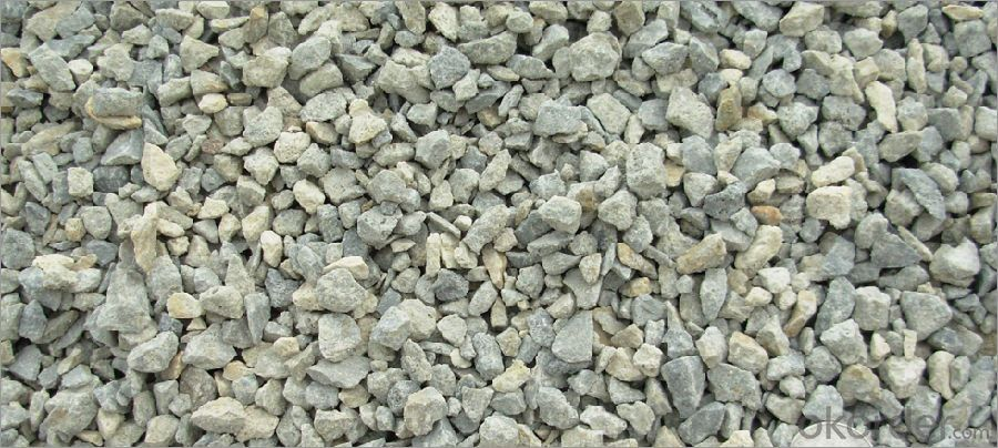 80% alumina 1-3mm calcined bauxite with low price