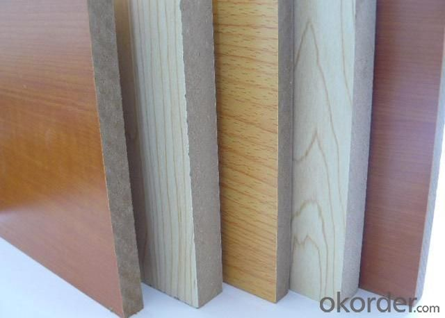 18mm Pear Surface Finish Melamine MDF Board
