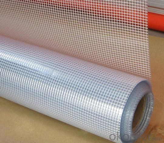 E-glass Fiberglass Mesh of High Tensile Strength