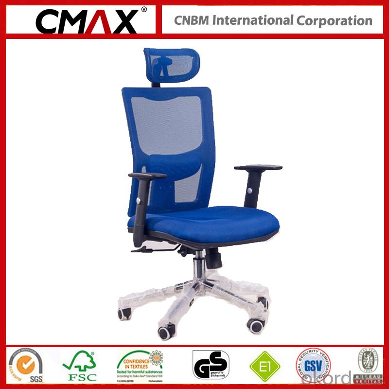 Office Furniture Meeting Chair with High Elasticity Mesh Material