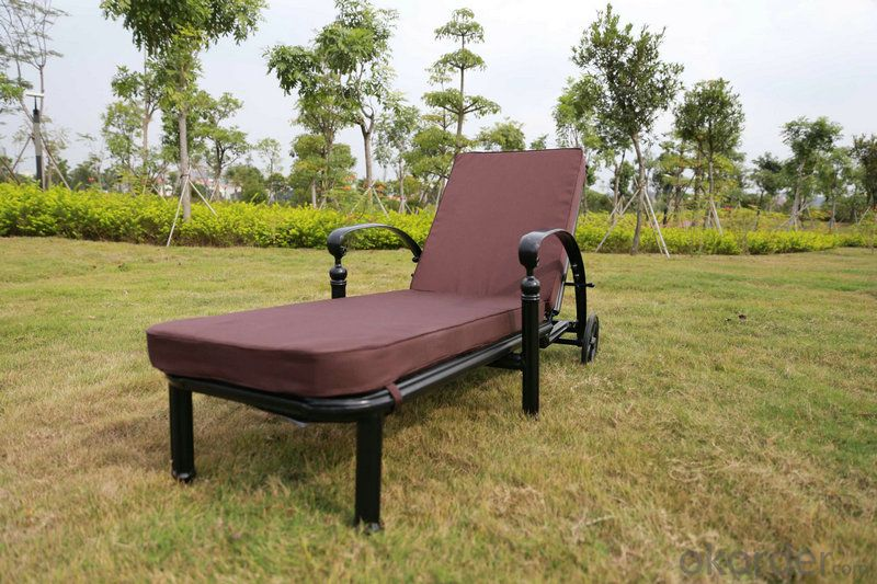 High Quality Classic Balcony Outdoor Lounge Chair