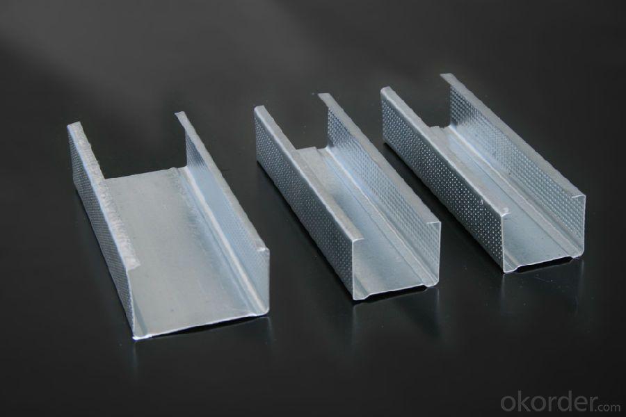 Specialised Plasterboard Types With Lightgage Steel  Joist