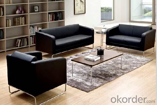Office Sofa Furniture Fabric PU Material