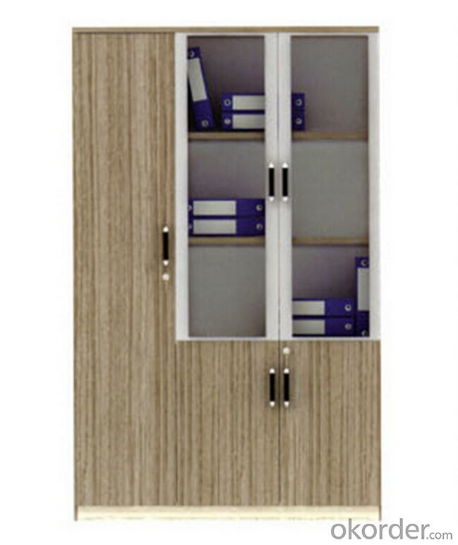 Commercial Furniture File Cabinet MDF with Melamine
