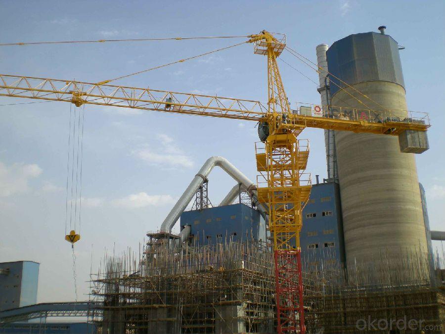 Max Loading Capacity 16T Tower crane TC7135