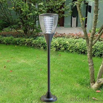 Solar Garden Light ESL-25 with Energy Saving