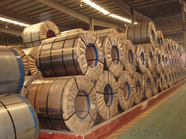 Galvanized Steel Coil Cold Rolled CNBM