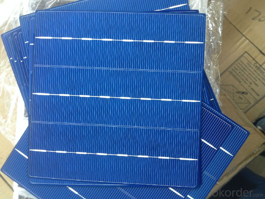 Polycrystalline Silicon Solar Cells156mm