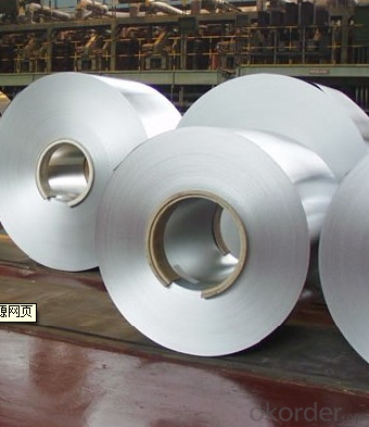 Galvanized Steel Coil Cold Rolled Sphc CNBM