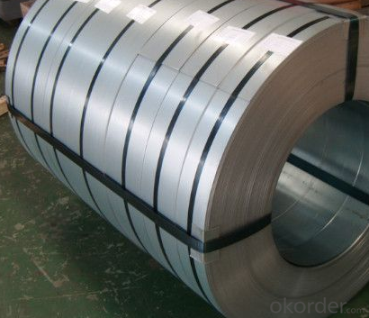 Galvanized Steel Coil  Hot Dipped for construction 600-1250mm CNBM