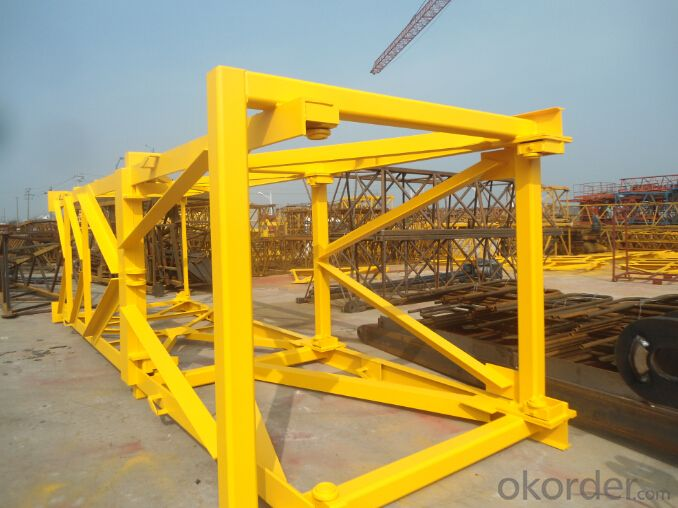 CMAX's Tower Crane H5515 TC5515 High Quality 6ton