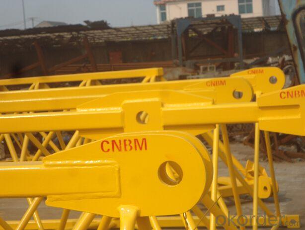 TOWER CRANE H6010 TC6010 MAX. LOAD 6T RADIUS 60M