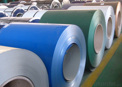 Galvanized Steel Coil ASTM A653 CNBM