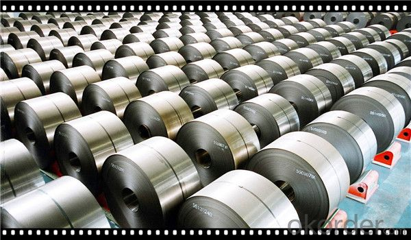 Hot Dipped Galvanized Steel Coil with 0.14mm~0.6mm CNBM