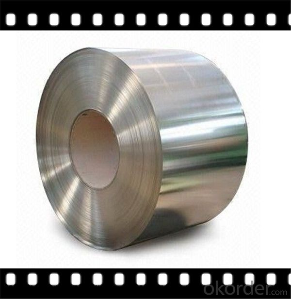 Rolled Galvanized / Colored Coated Stainless Steel Coil on Sale CNBM