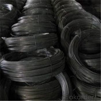 Black Annealed Tie Wire/ Binding Wire/BWG14-BWG22 Good Quality Factory