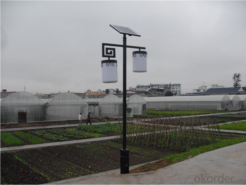 Standard Photovoltaic Solar Garden light