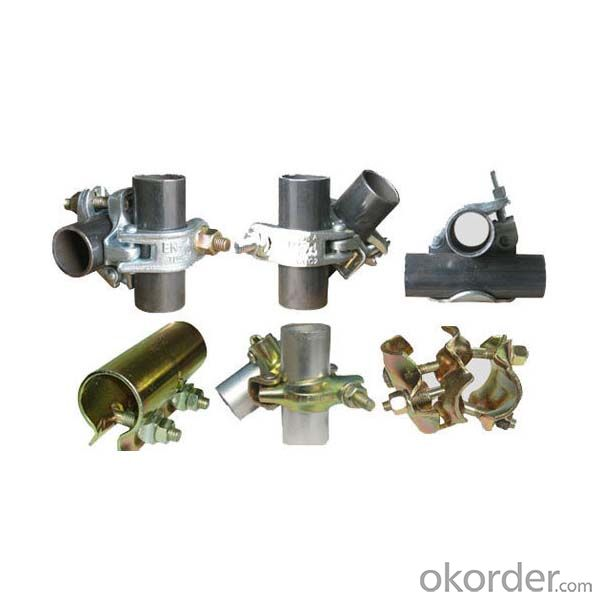 Forged Scaffolding Clamp Swivel Coupler for Sale