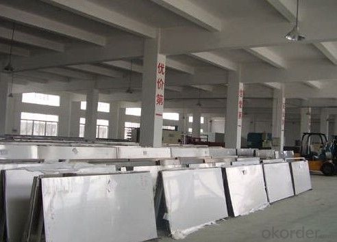 Stainless Steel Sheet/Plate 310 with Better Temperature Resistance