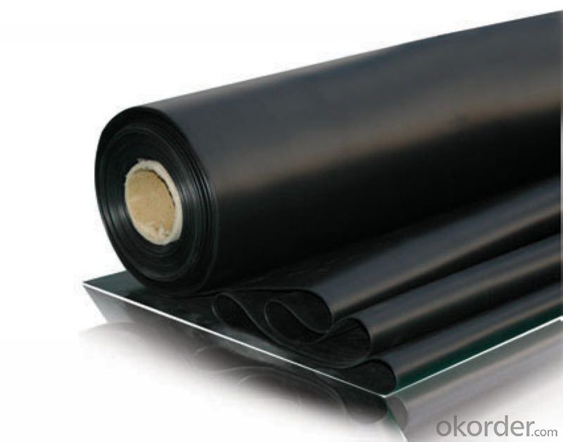 EPDM Waterproof Membrane Made from DUPONT Rubber