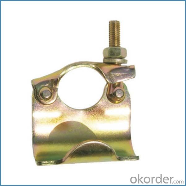 Scaffolding Half Swivel Coupler British Type