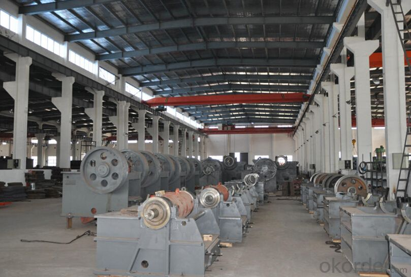 Dry Method Sand Making Plant with Environmental Friendly.