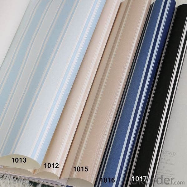 PVC Wallpaper Home New Designe Office Room and Engineering Decoration for Construction