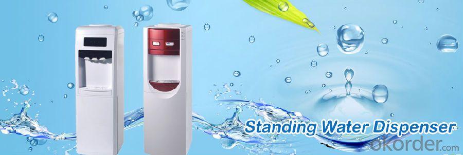 Glass type water dispenser                HD-1258