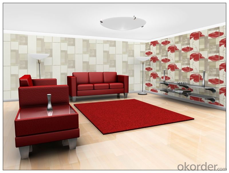 3d Wallpaper 2015 Most Popular Decorative 3D Effect Modern Design