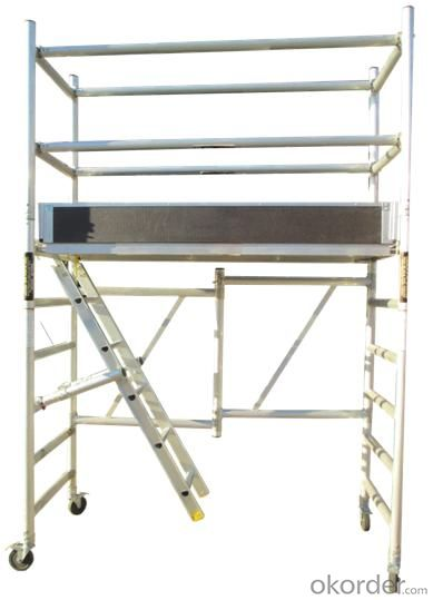 Mobile Aluminum H Frame Scaffolding systems