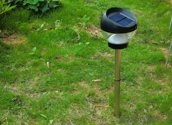 Solar Garden Light with Mosquito Repeller ESL-34