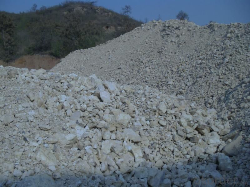 81% Rotary/ Shaft/ Round Kiln Alumina Calcined Bauxite Raw Material for Refractory