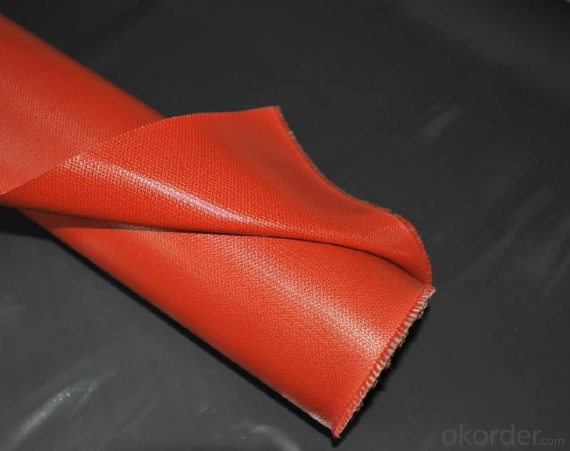 Coated Fiberglass Fabric with Silicone Rubber 0.2mm-5mm