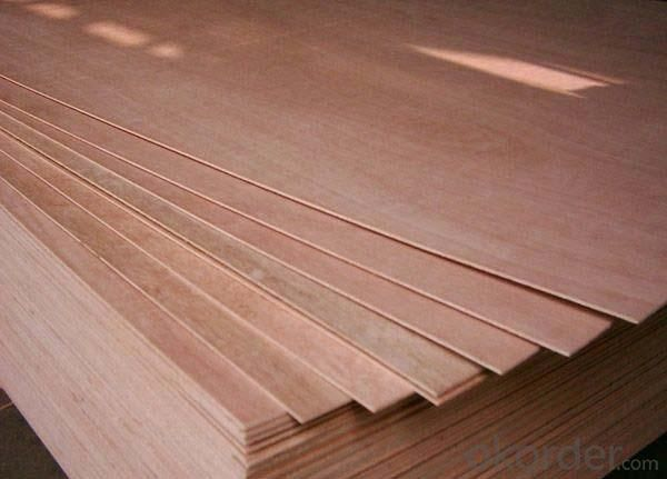 Commercial Plywood Board Furniture Grade