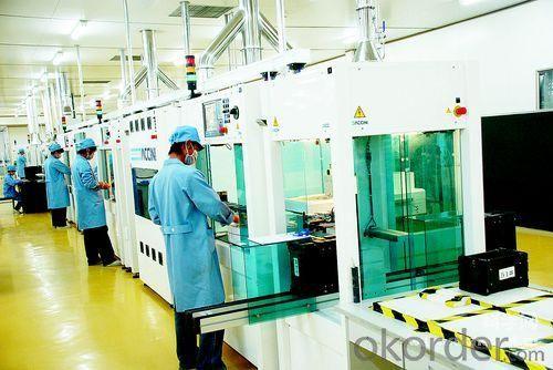 Polycrystalline Solar Cells-Tire 1 Manufacturer -17.4%