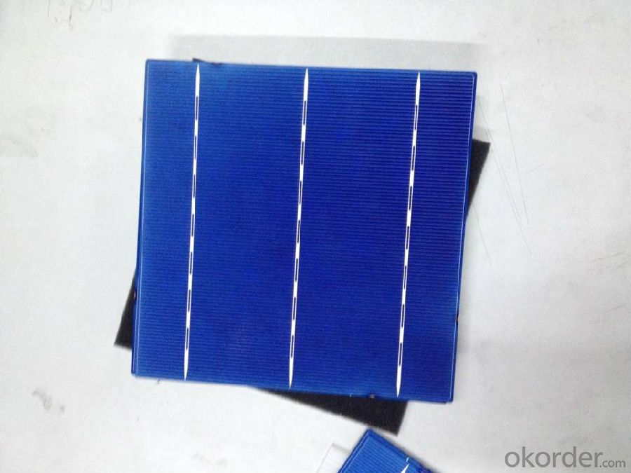 Polycrystalline Solar Cells A GRADE High Efficiency 3BB 156*156mm