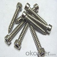 Low Price Hexagon socket button head machine screw with ISO7380