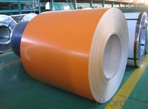 Pre-Painted Steel Coil for Building/Color Coated Galvanized  Steel Coil for Decking