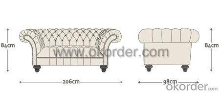 Highgrove Chesterfield Sofa Popular in Australia