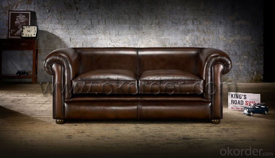 Hampton Chesterfields Sofa Popular in Britain