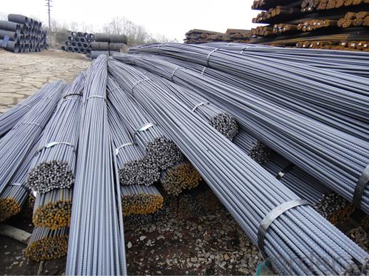Stainless Steel Bar/Deformed Steel Bar GB 1449.2-2007 HRB335