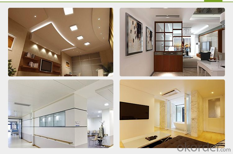 Calcium Silicate Board with Light Weight