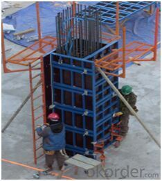 Steel Frame Formwork for Light Duty Frame Formwork