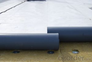 TPO Waterproof  Membrane with Polyester Mesh Reinforcement