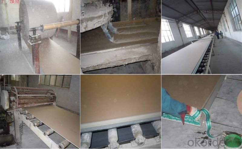 Calcium Silicate Board 650 degree Non-asbestos