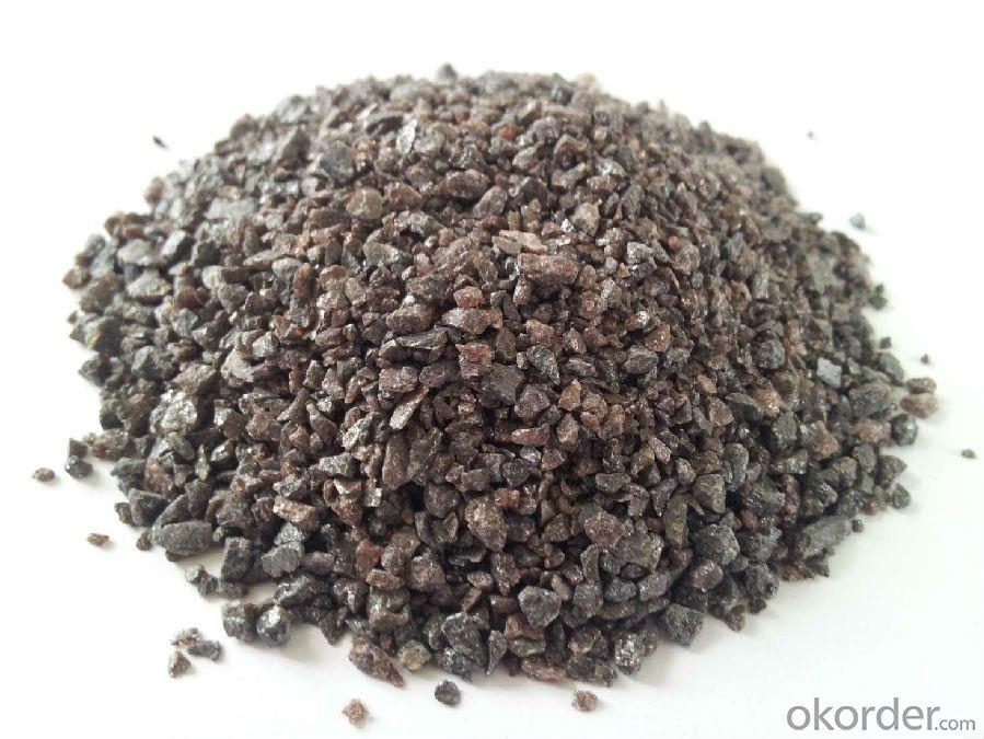 Brown Fused Alumina for Refractory, BFA sands, Abrasives