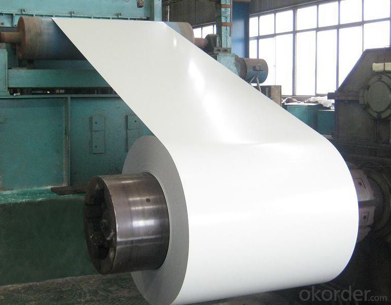 Z48 BMP Prepainted Rolled Steel Coil for Constructions