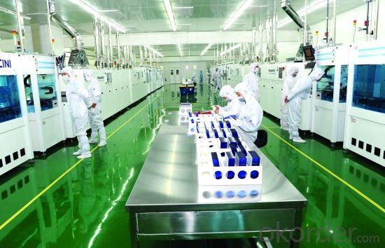 Polycrytalline Solar Cells-Tire 1 Manufacturer-Effy 16.4%